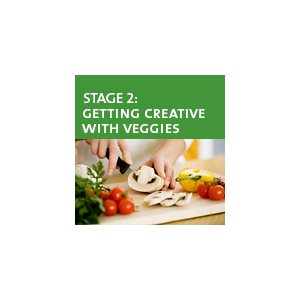 Getting Creative with Veggies - Stage 2