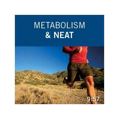 Metabolism and NEAT