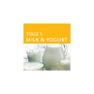 Stage 5: Milk and Yogurt