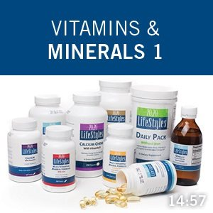 Vitamins and Minerals 1